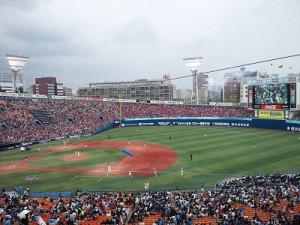 横浜スタジアム1