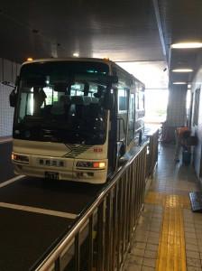 小型バス配車
