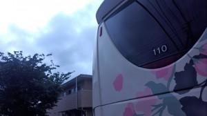 観光バスの配車