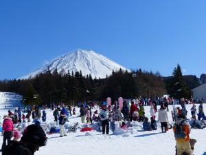 雪遊び スキー ツアー