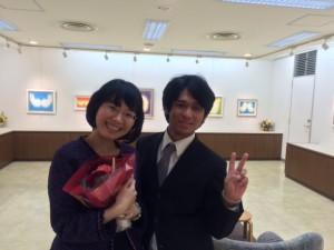 佐々木さんと浅田さん
