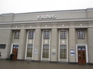 カウナス駅 (1)