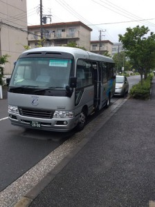 貸切バス配車