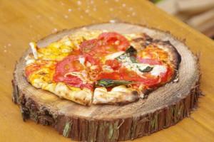 ピザ作り 子供