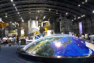 宇宙センター バスツアー
