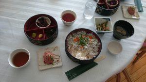 佐島マリーナ ホテル 昼食