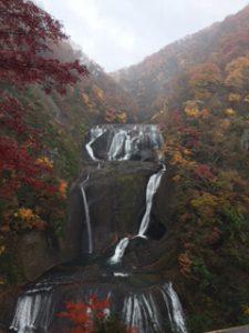 袋田の滝 見ごろ