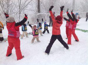 スキー教室 子ども オススメ