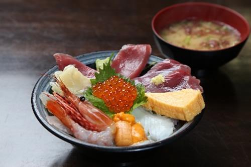 海鮮丼 大洗 おすすめ