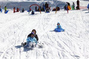 スキー場 持ち物 子ども