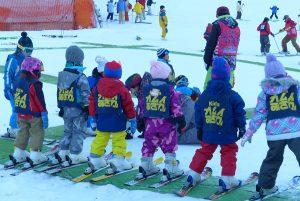 スキースクール 3歳